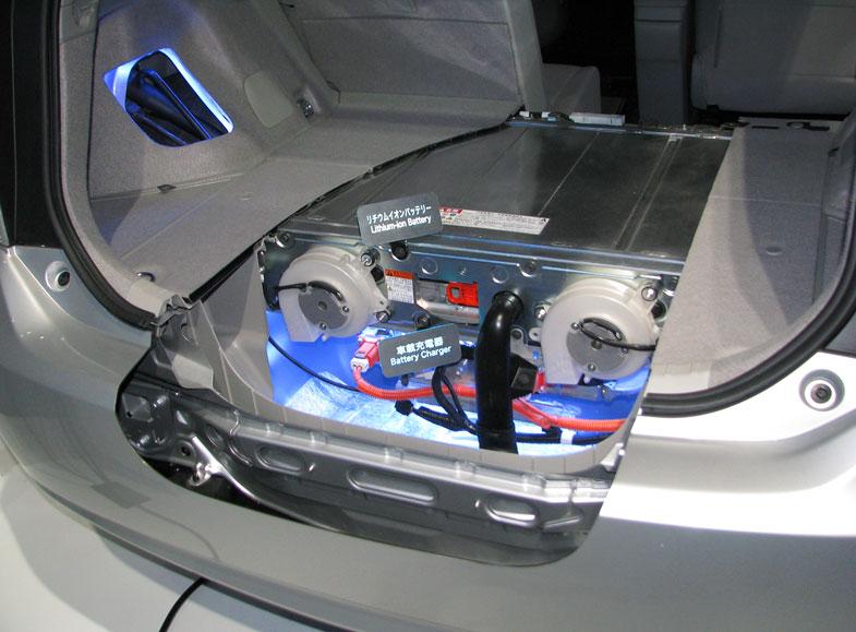 ●PHV車の作動 プリウスPHVの作動のイメージは、次のとおりです。 ... 第75回 プリウス